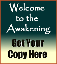 Get Your Copy of Welcom to the Awakening